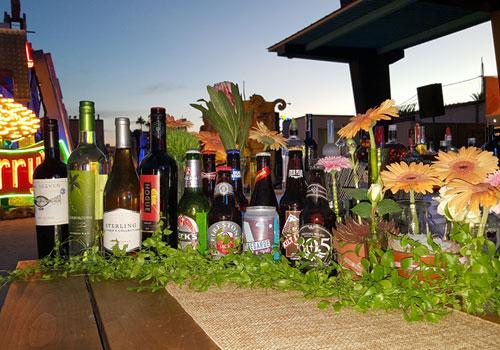 Liquor Catering