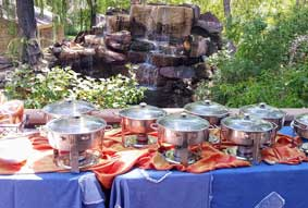 Lunch Catering